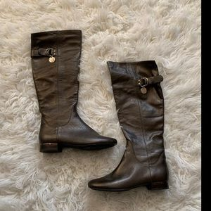 Isola Leather Boot 7.5 NWOT